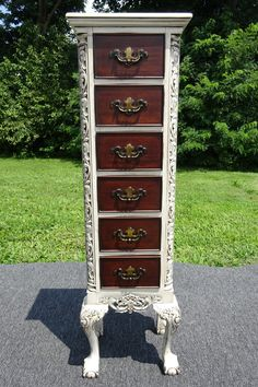 Armoire Makeover, Furniture Makeover, Diy Furniture, Laminate Furniture, Upcycled Furniture, Rustic Furniture, Jewelry Armoire, Jewelry Box, Jewelry Cabinet