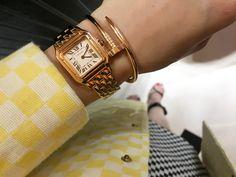 @cartier #PanthereStudio #ad #kisterss #cartier Cartier, Georgia, Watches, Accessories, Fashion, Wrist Watches, Moda, Wristwatches, La Mode