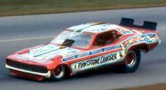 70s Funny Cars - Flinstone Charger