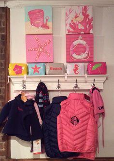 Monograms off Madison at MagnaMini Perfect Kids #monogram vest!