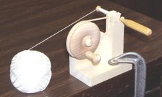 Bobbin Lace Winder Hardwood Hand Crafted by Cbar5Creations on Etsy, $14.99