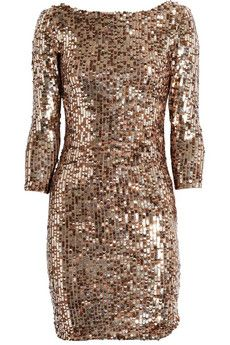 ALICE + OLIVIA Sequined stretch-mesh dress Almonte this is like the Zara dress. Mesh Dress, Sequin Dress, Dress Up, Girls Party Dress, Girls Dresses, Formal Dresses, Gold Gown, Zara Dresses, Alice Olivia