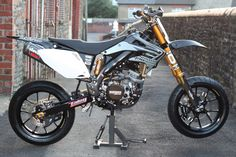 CRF 450X stock to Supermoto questions - ADVrider