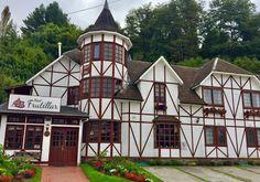 Travel Destination Noticias: Hotel Frutillar