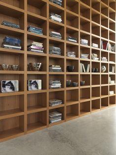 "Mazzali: ""Krea"" bookcase / libreria ""Krea"". Living and office area - Foter"