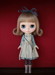 Blythe doll by HANON