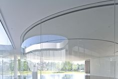 Glass Pavilion at the Toledo Museum of Art | SANAA Pritzker Prize 2010