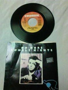 Paul McCartney-No More Lonely Nights(Playout version/Ballad) 45 RPM