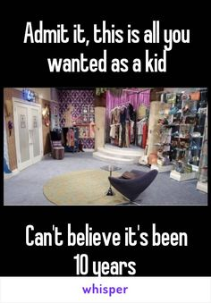 Admit it, this is all you wanted as a kid      Can't believe it's been 10 years