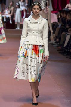 Le défilé Dolce & Gabbana prêt-à-porter automne-hiver 2015-2016