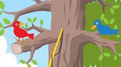 Punainen harakka ja sininen varis? Pikachu, Outdoor Decor, Fictional Characters, Art, Expressionism, Art Background, Kunst, Performing Arts, Fantasy Characters