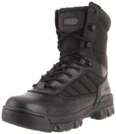 Bates Women's Ultra-Lites 8 Inches Tactical Sport Side Zip Boot,Black,10 M US - Brought to you by Avarsha.com
