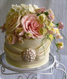 Breathtaking Cake Topper for Wedding cake