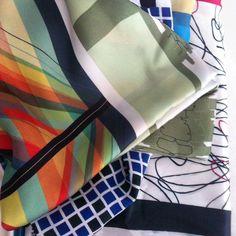 | delírios chegando •  | @o_delirio #surfacedesign #estampa #estamparia #lenços #acessórios #moda #charme #desejo