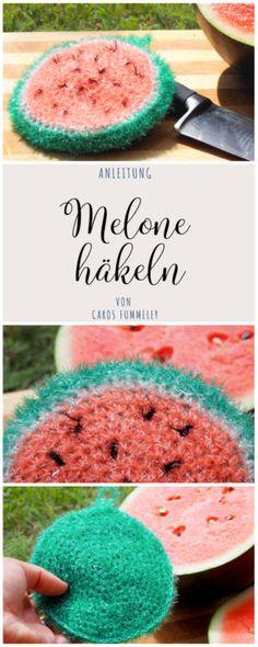 80 best Handarbeiten - Häkeln - Schwammgarn images on Pinterest in ...