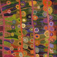 Kunpu Pulka - Strong and Important - Outstation Gallery - Aboriginal Art from Art Centres