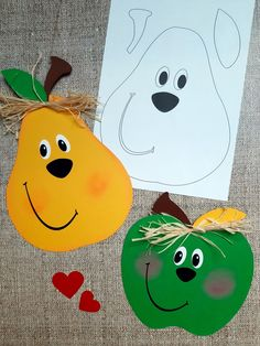 Autumn Crafts, Fall Crafts For Kids, Autumn Art, Diy For Kids, Diy And Crafts, Paper Crafts, Sensory Activities Toddlers, Craft Activities For Kids, Halloween Crafts