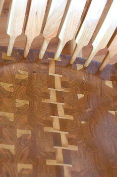 Sam Maloof inspired Rocking Chair