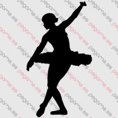 Pegame.es Online Decals Shop  #dance #ballet #vinyl #sticker #pegatina #vinilo #stencil #decal
