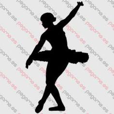 Pegame.es Online Decals Shop  #dance #ballet #vinyl #sticker #pegatina #vinilo #stencil #decal