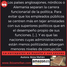 Frase sobre la politización de la Administración Pública | Ibiza Melián