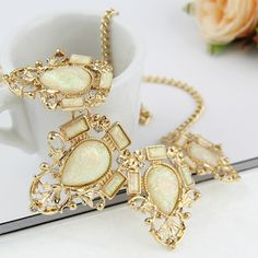 Very awesome style, fashion #Necklace, love it.