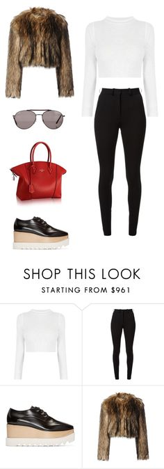 """Untitled #246"" by mcbscap on Polyvore featuring Victoria Beckham, STELLA McCARTNEY, RED Valentino and Tom Ford"
