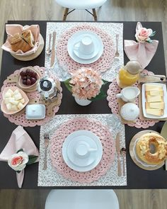 Best 35 Home Decor Ideas - Lovb Brunch Mesa, Beautiful Table Settings, Table Set Up, Elegant Table, Dinning Table, Decoration Table, High Tea, Afternoon Tea, Home Deco