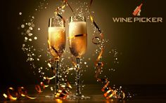 """As we roll into the holiday, it's time to celebrate the season by popping corks of wine only with """"Wine Picker"""" the best wine app."""