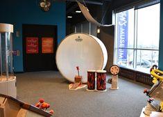 Music Museum, Children's Museum, Museum Exhibition, Playground, Custom Design, Studio, Mirror, Building, Furniture