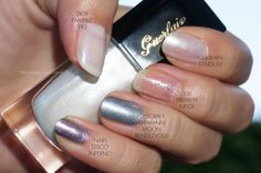 The Beauty Look Book: Guerlain Stardust #862 Nail Lacquer | Spring 2014