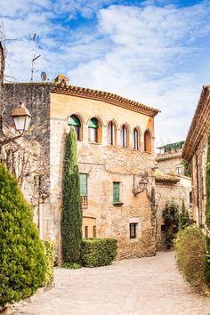 Peratallada, Cataluña España