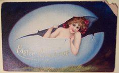 Vintage Easter Postcard | Flickr - Photo Sharing!