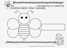 matemáticas con abejas infantil - Buscar con Google Preschool Jobs, Preschool Projects, Preschool Classroom, Kindergarten, Blended Learning, Life Cycles, Early Childhood, Blog, Diagram