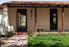 modern adobe houses | Historic Adobe + Modern Architecture: Remodelista