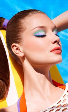 Makeup colours for Spring Summer 2014