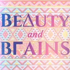 Delta Gamma beauty and brains