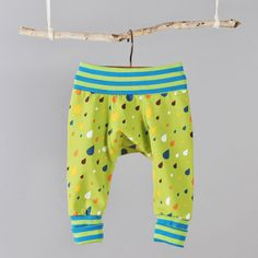 Big butt pants sewing pattern // pdf download // preemie 6T