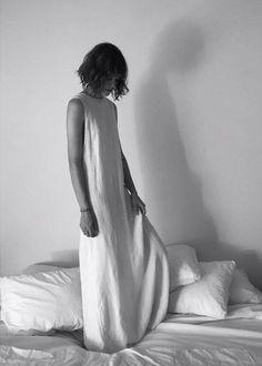 Freja Beha Freja Beha Erichsen, Photo Poses, What I Wore, White Dress, Black And White, My Style, Model, How To Wear, Hair