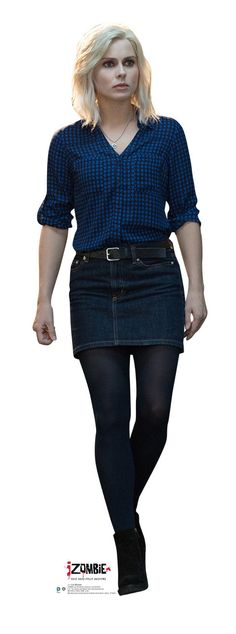 Liv Moore from IZombie Life-Size Cardboard Standup