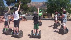 Shaping The Verde Valley: Training for Safe Fun!