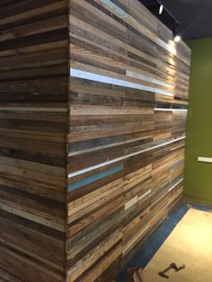 Plank wall at the Blue Corn Cafe. Blue Corn Cafe, Plank Walls, Wall Treatments, Remodeling, Projects To Try, Texas, Wood, Woodwind Instrument, Timber Wood