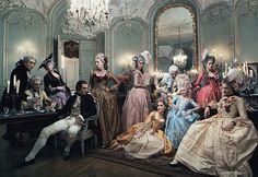 Marie Antoinette - Vogue 2006