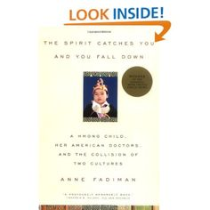 Amazon.com: The Spirit Catches You and You Fall Down (9780374525644): Anne Fadiman: Books