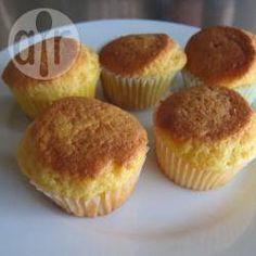 Custard Cupcakes recipe – All recipes Australia NZ Custard Powder Recipes, Custard Recipes, Baking Recipes, Custard Biscuits, Custard Cake, Custard Cookies, Easy Biscuits, Lemon Custard, Cupcake Recipes
