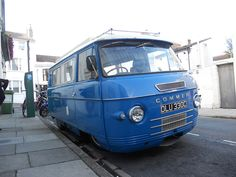 Commer PA/ PB Camper by barrogance, via Flickr