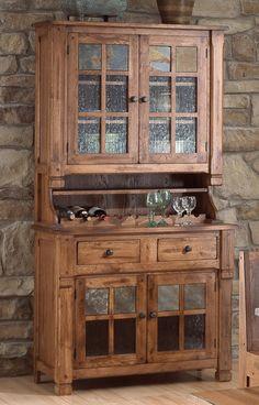 Sedona Buffet w/ Hutch | Sunny Designs Furniture | Home Gallery Stores