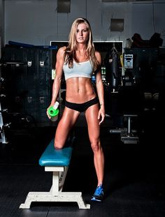 wow #fitness #fit #girl #hot #exercise #health #people #gym #body #perfection #abs