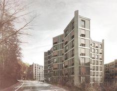 housing - GUGGACH II - Atelier Abraha Achermann
