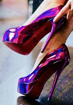 Extreme High Heels, Hot High Heels, Sexy Heels, Pumps Heels, Stiletto Heels, Shoes Sandals, High Platform Shoes, Shiny Shoes, Beautiful High Heels